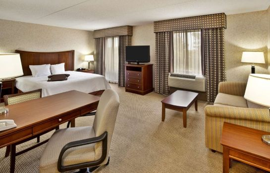 Room Hampton Inn - Suites Richmond-Virginia Center
