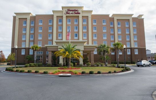 Vista esterna Hampton Inn - Suites Savannah - I-95 South - Gateway