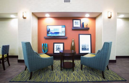 Hall Hampton Inn - Suites Savannah - I-95 South - Gateway