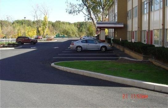 Buitenaanzicht Red Carpet Inn & Suites Albany