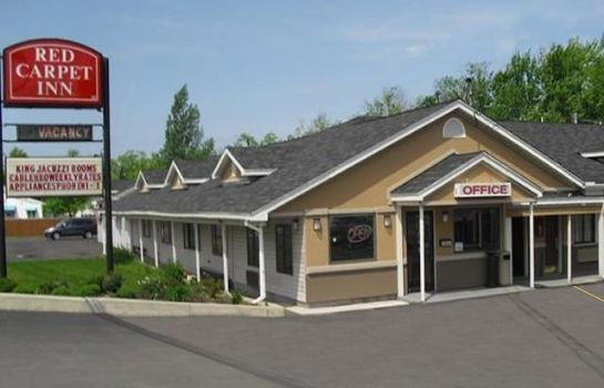 Exterior view NY Red Carpet Inn Orchard Park - Buffalo