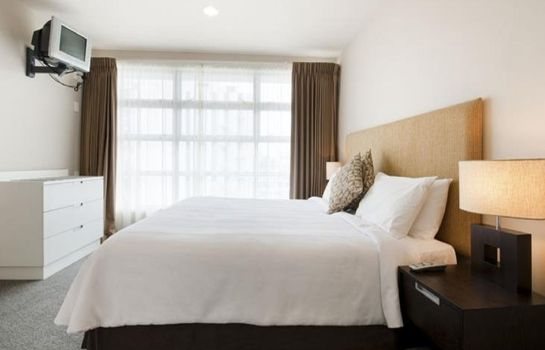 Chambre double (standard) Scenic Hotel Auckland