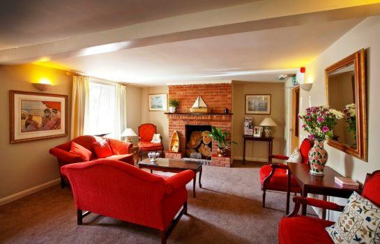 Great Reading Room Wayford Bridge Hotel