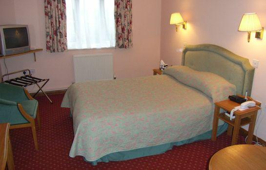 Double Room (standard) Wayford Bridge Hotel