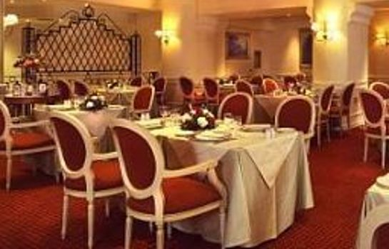 Restaurant Grand Hotel Barone di Sassj