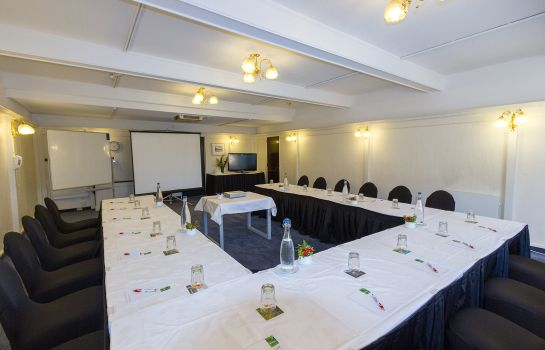 Conference room Heartland Hotel Cotswold
