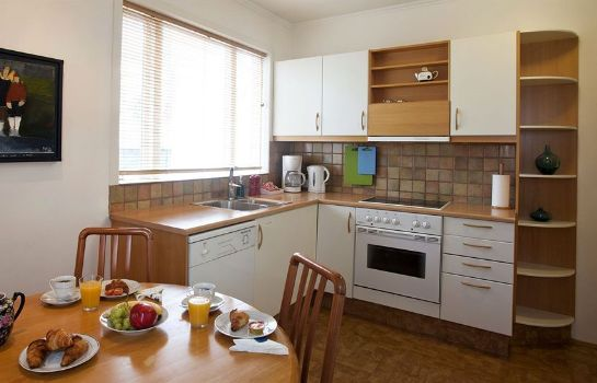 Kitchen in room Castle House & Embassy Luxury Apartments