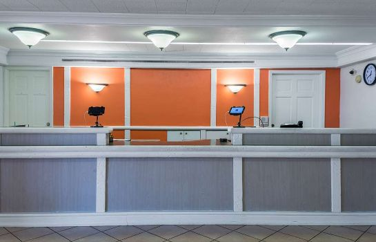 Hotelhalle LA QUINTA INN LITTLE ROCK NORTH LANDERS