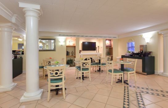 Restaurant LA QUINTA INN LITTLE ROCK NORTH LANDERS