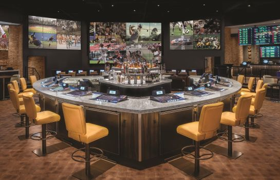 Hotel bar MGM Beau Rivage Resort and Casino MGM Beau Rivage Resort and Casino