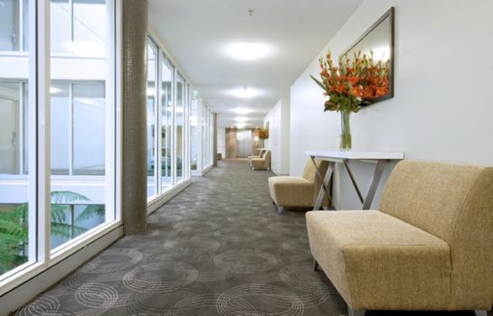 Vista all'interno Pacific Suites Canberra (Formerly Clifton Suites on Northbourne)