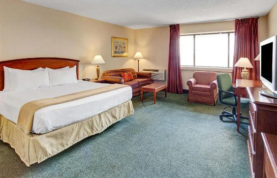 Chambre RAMADA BY WYNDHAM INDIANAPOLIS