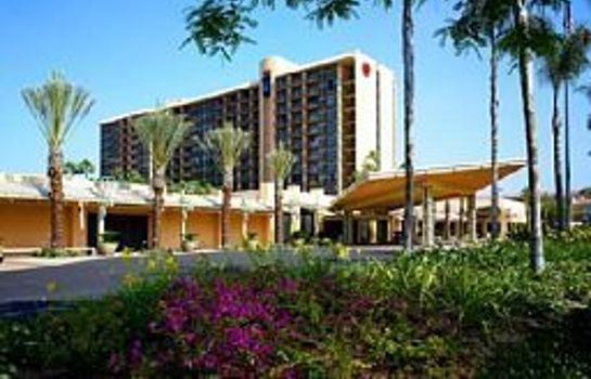 Vista esterna Sheraton Park Hotel at the Anaheim Resort