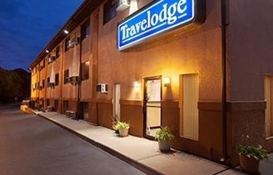 Vista esterna TRAVELODGE LA PORTE MICHIGAN