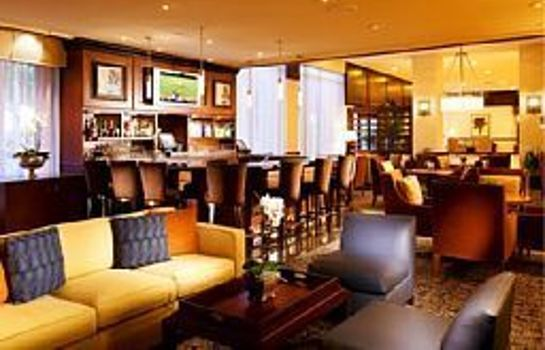 Hotel bar Sheraton Park Hotel at the Anaheim Resort