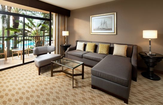 Suite Sheraton Park Hotel at the Anaheim Resort