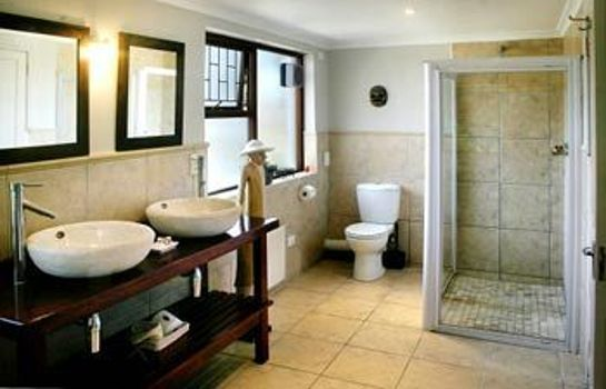 Badezimmer Thatchwood Country Lodge