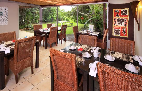Sala de desayuno Thatchwood Country Lodge