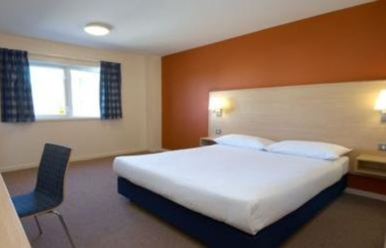 Zimmer Holiday Inn Express MANCHESTER AIRPORT