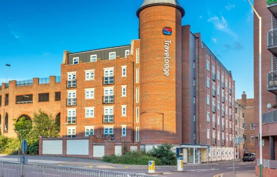Vista esterna TRAVELODGE LONDON ROMFORD