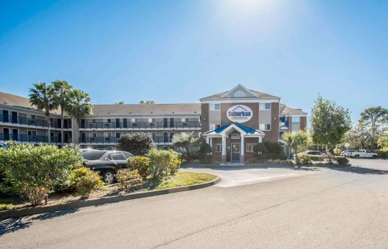 Vista esterna Suburban Extended Stay Hotel Stuart near Federal Highway 1