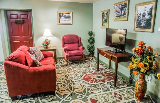 Hol hotelowy Suburban Extended Stay Hotel Tallahassee