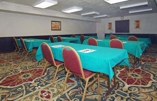 Sala konferencyjna Suburban Extended Stay Hotel Tallahassee