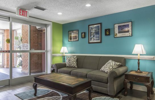 Hotelhalle Suburban Extended Stay Hotel Pensacola