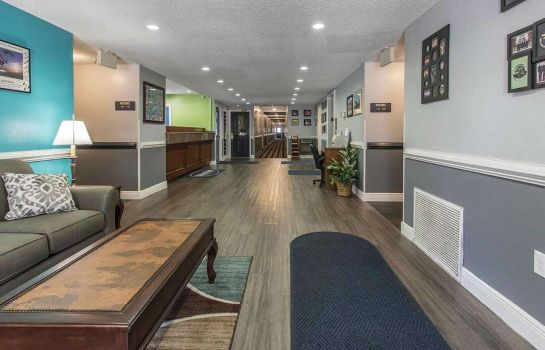 Lobby Suburban Extended Stay Hotel Pensacola