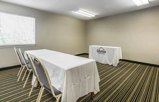 Conference room Suburban Extended Stay Hotel Pensacola