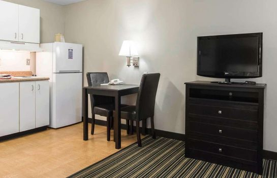 Room Suburban Extended Stay Hotel Pensacola