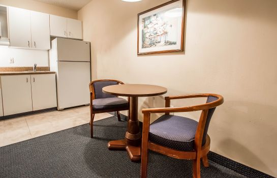 Zimmer Suburban Extended Stay Hotel Airport