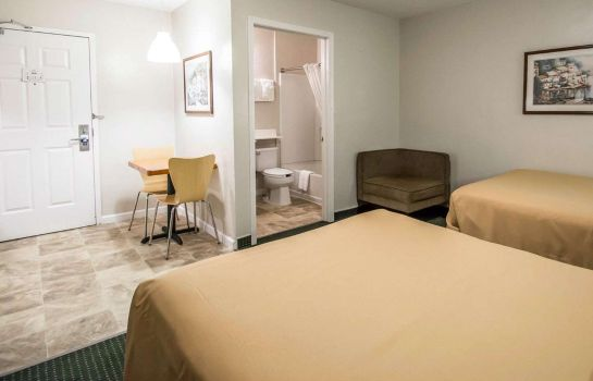 Camera Suburban Extended Stay Hotel Melbourne near Orlando Airport