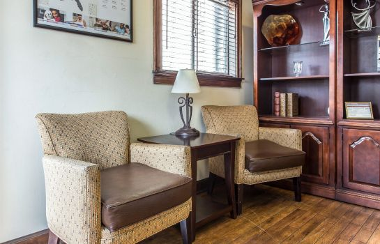 Hotelhalle Home-Towne Studios Chamblee