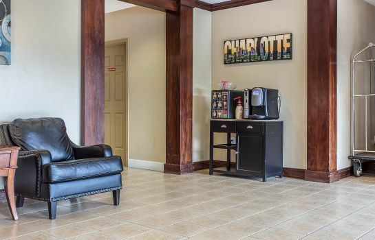 Hol hotelowy Suburban Extended Stay Hotel Charlotte
