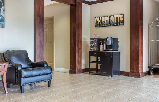 Hotelhal Suburban Extended Stay Hotel Charlotte