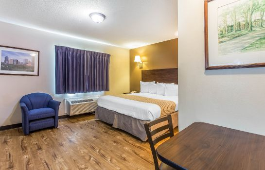 Kamers Suburban Extended Stay Hotel Charlotte