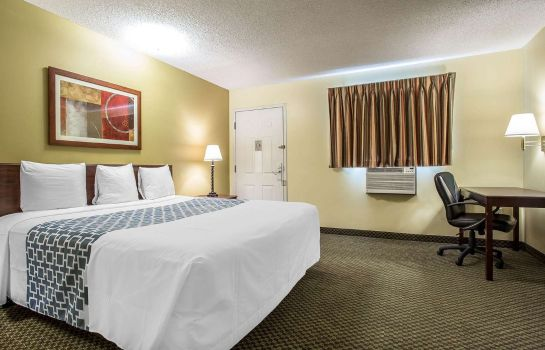 Chambre double (confort) Suburban Extended Stay Hotel Charlotte-Ballantyne