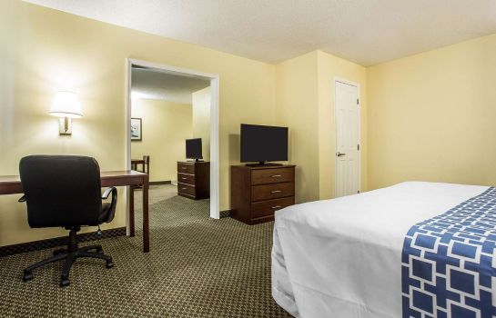 Chambre double (confort) Suburban Extended Stay Hotel Charlotte-B