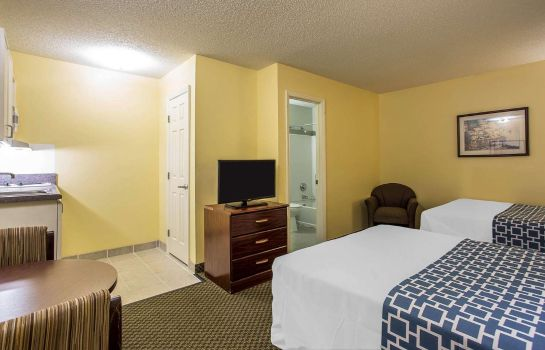 Chambre Suburban Extended Stay Hotel Charlotte-B