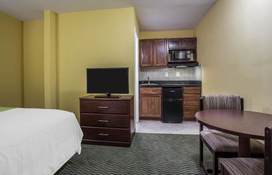 Kamers Suburban Extended Stay SE