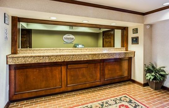 Hol hotelowy Home-Towne Suites Concord