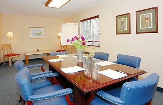Conference room Suburban Extended Stay Hilton Head