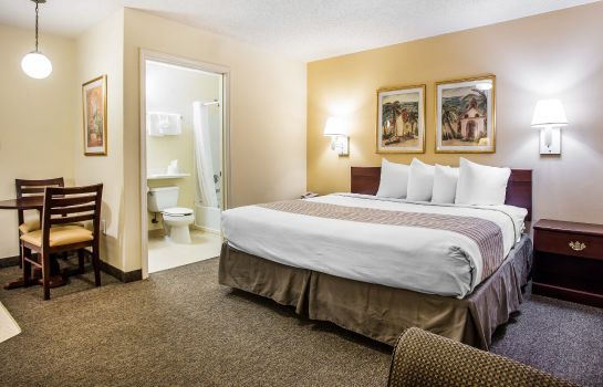 Kamers Suburban Extended Stay Hotel Myrtle Beach