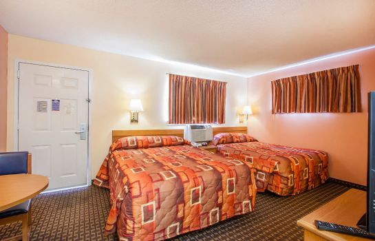 Zimmer Suburban Extended Stay Hotel