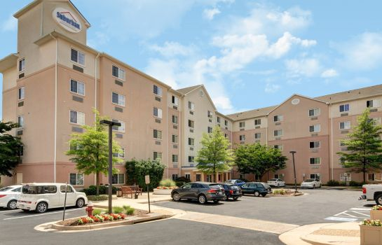 Vista exterior Suburban Extended Stay Hotel Wash. Dulles