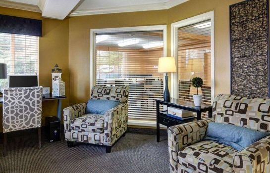 Hall Suburban Extended Stay Hotel Wash. Dulles