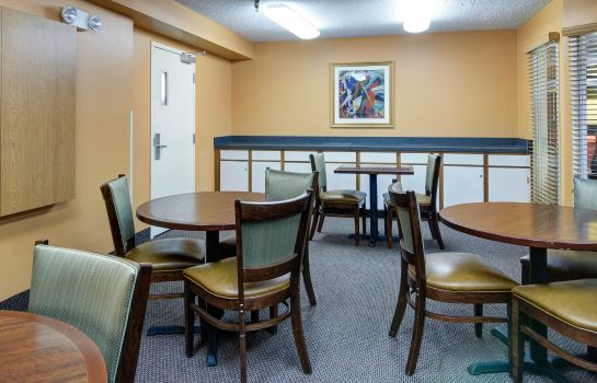 Restaurant Suburban Extended Stay Hotel Wash. Dulle