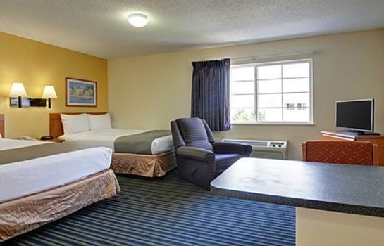 Habitación Suburban Extended Stay Hotel Wash. Dulles