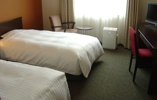 Single room (standard) JR-East Hotel Mets Mejiro